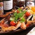 料理メニュー写真鶏もも肉のグリル(ガイ・ヤーン)
