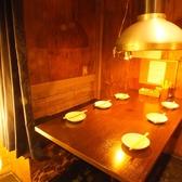 【個室6名】3対3の合コンでも2対2のの合コンでも収まりのいい個室空間でどうぞ!席替えタイムは勝手にどうぞ!