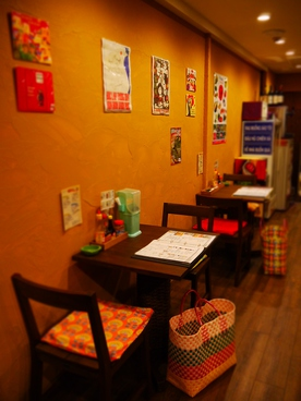 ベトナム料理 クアンコムイチイチ 谷9本店の雰囲気1