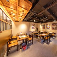 【名古屋大酒場 だるま】ではフロアごとの貸切もご予約をお承りしております。2階の貸切は20名~90名様となっております。シーンに合わせてお選びください。店内全フロアの貸切も可能ですので、お気軽にスタッフまでお問い合わせください☆