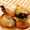 料理メニュー写真玉ねぎのオーブン焼き
