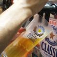 『パーフェクト樽生店』北海道第1号店として認定されました☆料理さることながら、旨いビールを心がけ愚直に一杯一杯お注ぎしています。クリーミーな泡とビール本来の麦芽の味を存分にお楽しみください♪はかどること間違いなし(笑) P.S.~ご宴会、または飲み放題をご利用のお客様ももちろん『パーフェクト樽生』です!!