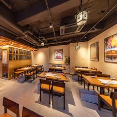 【名古屋大酒場 だるま】ではフロアごとの貸切もご予約をお承りしております。3階の貸切は10名~80名様となっております。シーンに合わせてお選びください。店内全フロアの貸切も可能ですので、お気軽にスタッフまでお問い合わせください☆