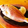 料理メニュー写真近海魚のバター焼き