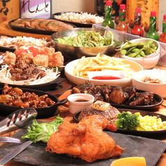 渋谷肉横丁 肉しか信じない 渋谷センター街のおすすめ料理1