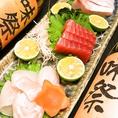 旬の新鮮魚介をお手頃価格でご提供!