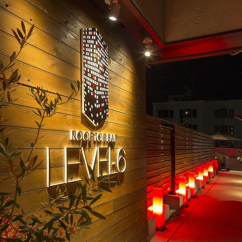 レベルシックス LEVEL6 ビアガーデン