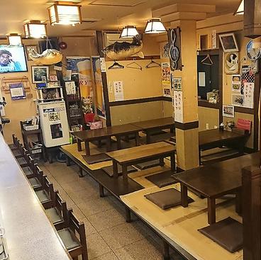 富士食堂の雰囲気1