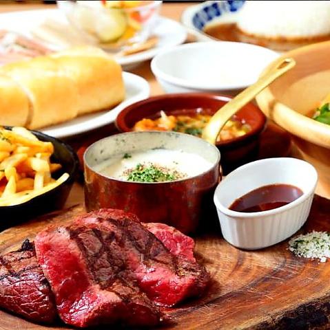 【千葉駅徒歩5分】人気の牛肉バル!毎月29日は肉の日!!