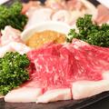 料理メニュー写真牛カルビ七輪焼き