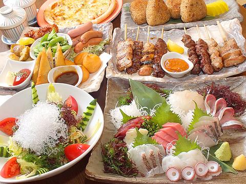 海鮮炭焼 和味家 二本松店