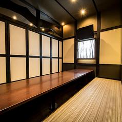 個室酒場 八兵衛 京都西院店の雰囲気1