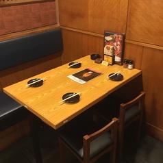 4名様でご利用いただけるソファー席◎お食事会や少人数での飲み会にも~水炊き・焼鳥 とりいちず 獨協大学前店~☆