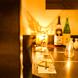 ◆少人数個室席◆間接照明が印象的なやわらかい個室空間