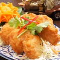 料理メニュー写真海老のすり身揚げ(トード・マン・クン)
