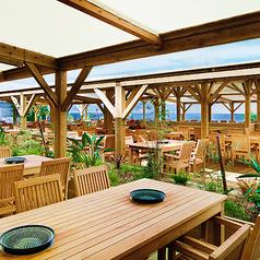 i+Land nagasaki SEASIDE BBQ アイランド ナガサキ シーサイドバーベキューの雰囲気1