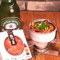 料理メニュー写真ラム肉ジンギスカン
