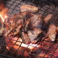 料理メニュー写真【徳島産 地鳥】 炭火焼