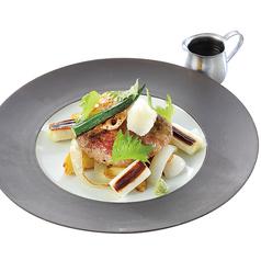 ハンバーグステーキ おろしポン酢