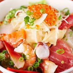 いろいろ海鮮サラダ