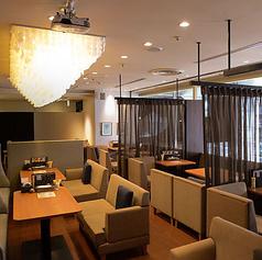 BON CAFE ボンカフェ 栄店の雰囲気1