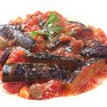 料理メニュー写真ナスのラタトゥイーユ(トマトソース煮)