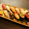 料理メニュー写真お寿司盛合せ・セット