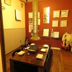 6名様~8名様用完全個室ございます◎ プライベートな個室空間で自然と会話も弾む♪ 女子会・デート・接待シーンにご利用いただけます。