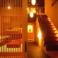 1階、2階、それぞれ宴会スペースがございます!