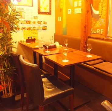 アジアン屋台 チャオサイゴンパリバールの雰囲気1