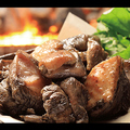 料理メニュー写真【いろんなお肉の鉄板焼き】
