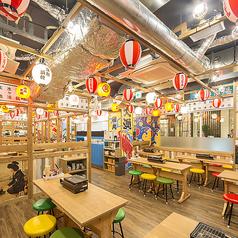 磯丸水産 小倉魚町店の雰囲気1