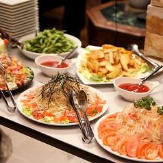 cafe dining Ospitare オスピターレのコース写真