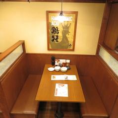 ご家族でのお食事にもおすすめのボックス席♪
