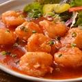 料理メニュー写真海老のチリソース