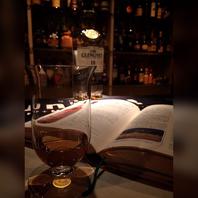 ★300種を超えるカクテルや常時120種以上のウィスキー★