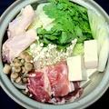 料理メニュー写真【大阪】水炊き鍋