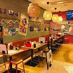 香港屋台 カンフーキッチン カレッタ汐留店の写真