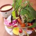 料理メニュー写真農園バーニャカウダ
