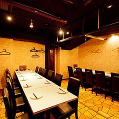 貸切個室パーティースペース しずか 梅田茶屋町店の雰囲気1