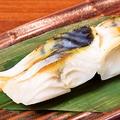 料理メニュー写真塩サバ串/梅サバ串