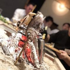原始焼 金澤 ととと 金沢堀川店の特集写真
