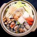 料理メニュー写真【海の恵み】海鮮鍋