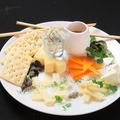 料理メニュー写真チーズ盛合せL