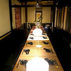 南部藩お忍び個室居酒屋 侍鮮 しせんの雰囲気1