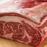 その時一番のお肉を、オーナー自ら足を運び仕入れてます