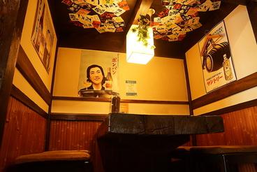 地鶏酒家 黒かしわ 下関店の雰囲気1
