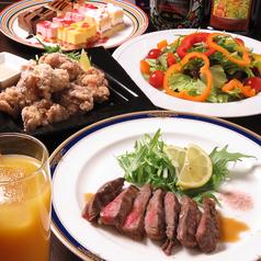 Dining Style ろくのコース写真
