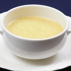 料理メニュー写真コーンスープ(1cup)