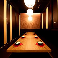 個室居酒屋 吟味 赤坂見附の雰囲気1